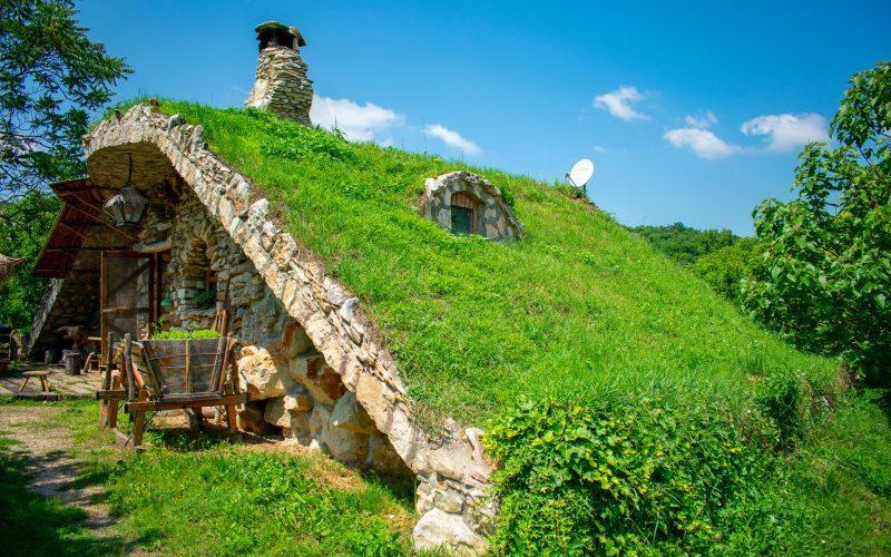 Каменни къщи
